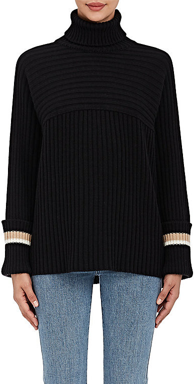 Andersson Bell Women's Maria Wool-Blend Turtleneck Sweater