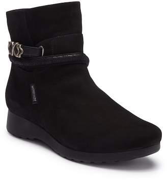 Mephisto Azzura Buckled Leather Boot