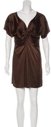 Rozae Nichols Silk Mini Dress