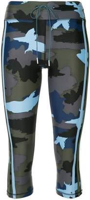 The Upside camouflage leggings