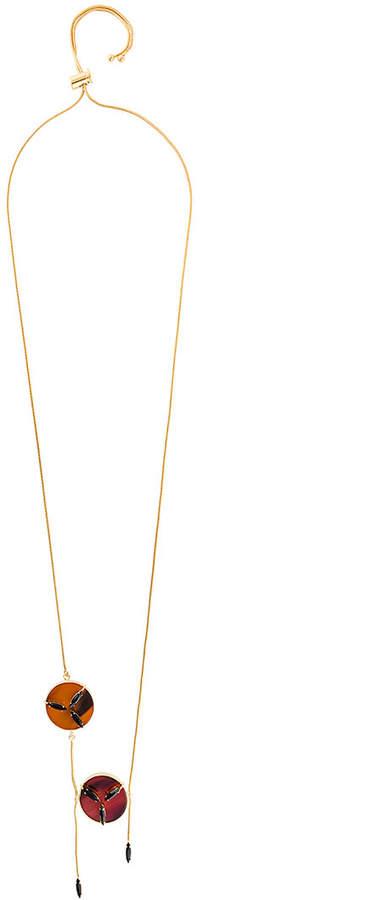 Asymmetrische Halskette
