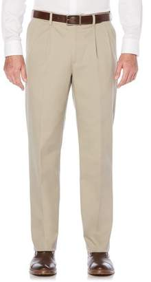 Savane Men's Pleated Ultimate Performance Chino Pants