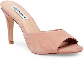 3501e1a79c97 Steve Madden Blush Suede Shoes - ShopStyle