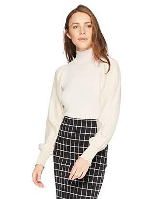 Rebecca Taylor Women's Merino Turtleneck Pullover