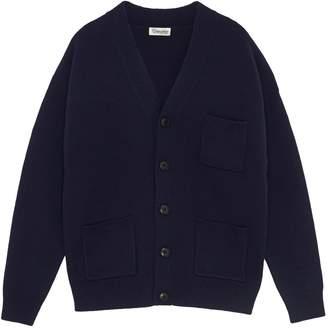 Camoshita Wool-cashmere cardigan