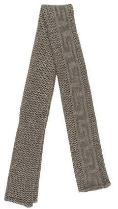 Valentino Cashmere & Wool Rectangle Scarf