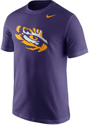 Nike Men's Lsu Tigers Logo T-Shirt