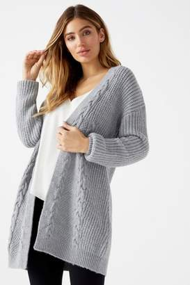 Next Lipsy Cable Cardigan - 8