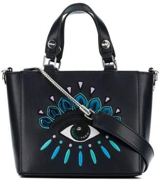 Kenzo eye-motif tote bag