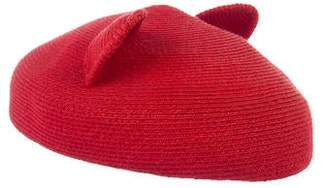 Eugenia Kim Caterina Woven Hat