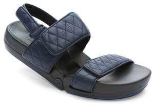 FIGS BY FIGUEROA Figulous Quilted Sandal