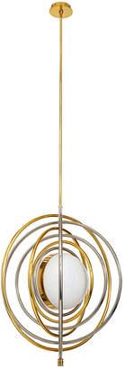 Jonathan Adler Electrum Kinetic Chandelier