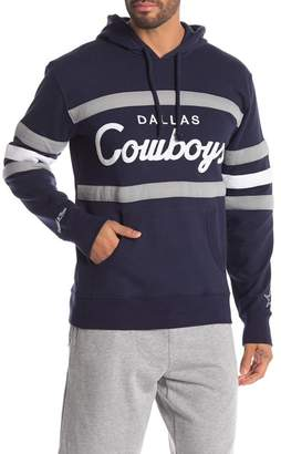 Mitchell & Ness NFL Dallas Cowboys Striped Hoodie