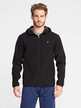 Old Navy Hooded Soft-Shell Stretch Jacket for Men