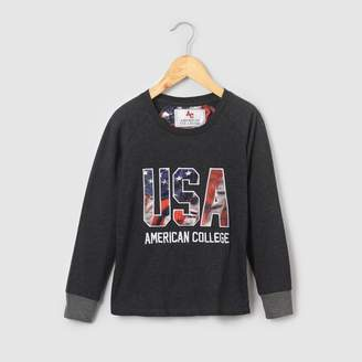 American College Basketball T-Shirt, 10-16 Years