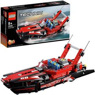 Lego Technic Power Boat Building Set- 42089