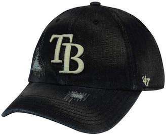 '47 Tampa Bay Rays Dark Horse Clean Up Cap