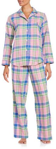 Lauren Ralph LaurenLauren Ralph Lauren Printed Pajama Set