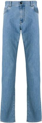 Canali straight-leg jeans