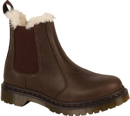 Dr. MartensWomen's Dr. Martens Leonore Fur Lined Chelsea Boot