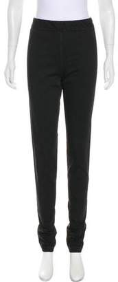 The Row High-Rise Skinny Jeans