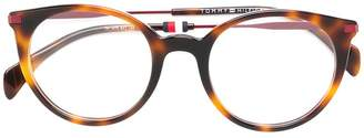 Tommy Hilfiger (トミー ヒルフィガー) - Tommy Hilfiger round glasses