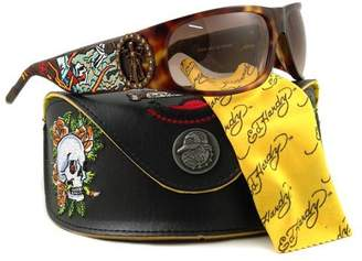 Ed Hardy Live To Ride EHS 044 Gradient Sunglasses