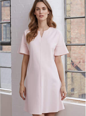 Isabella Oliver Reese Maternity Ponte Dress