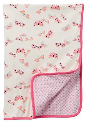 Tea Collection Flutterby Reversible Blanket