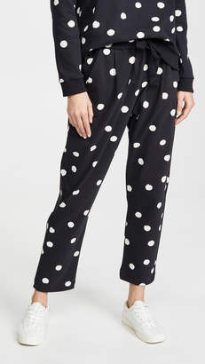 Chinti and Parker Painted Spot Trackpants
