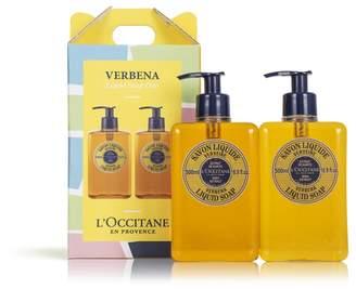 L'Occitane en Provence - Verbena Liquid Soap Duo