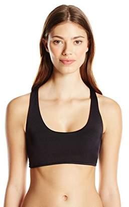 Milly Women's Cross-Back Bikini Top