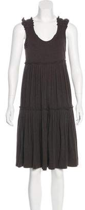 Marc by Marc Jacobs Sleeveless Pleated Dress