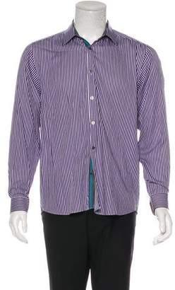 Ted Baker Striped Dress Shirt