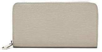 Banana Republic LUXE FINDS | Louis Vuitton Gray Epi Zippy Wallet
