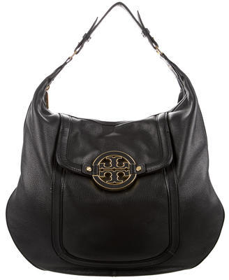 Tory Burch Tory Burch Amanda Leather Hobo