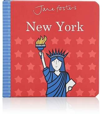 Simon & Schuster Jane Foster's Cities: New York