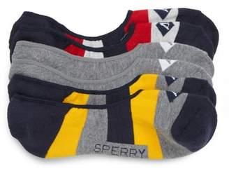 Sperry 3-Pack Cushion Liner Socks