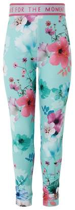 Monsoon Girls' Blue 'Lexy' Legging