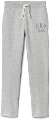 Gap Logo Pants in Fleece