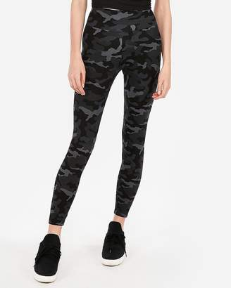 Express High Waisted Sexy Stretch Printed Leggings