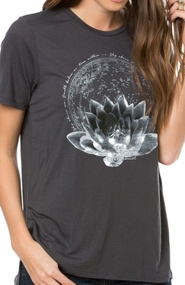 O'Neill 'Starmap' Graphic Tee $32 thestylecure.com