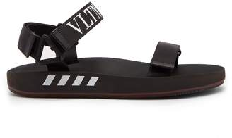 Valentino VLTN velcro sandals
