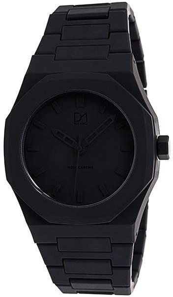 D1 Milano Monchrome watch