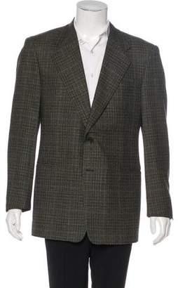 Pal Zileri Plaid Wool Sport Coat