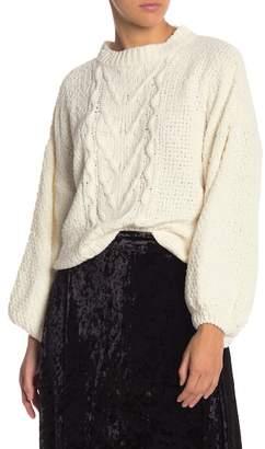 HYFVE Knit Crew Neck Sweater
