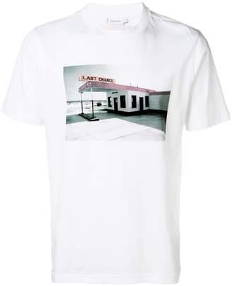 Calvin Klein graphic printed T-shirt