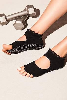Toesox Lace Bella Grip Sock