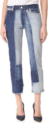 Zadig & Voltaire Boyfix Deluxe Jeans $248 thestylecure.com