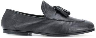 Rocco P. tassel detail loafers